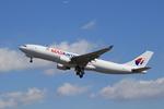 Kuuさんが、成田国際空港で撮影したマレーシア航空 A330-223Fの航空フォト(飛行機 写真・画像)