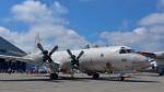 パンダさんが、千歳基地で撮影した海上自衛隊 P-3Cの航空フォト(飛行機 写真・画像)