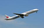 X8618さんが、成田国際空港で撮影した日本航空 777-346/ERの航空フォト(写真)