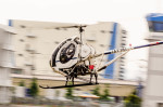 NCT310さんが、東京ヘリポートで撮影した日本個人所有 269Cの航空フォト(写真)