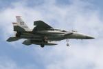 Koenig117さんが、嘉手納飛行場で撮影したアメリカ空軍 F-15C-30-MC Eagleの航空フォト(写真)
