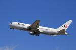 Kuuさんが、成田国際空港で撮影したジェット・アジア・エアウェイズ 767-222の航空フォト(飛行機 写真・画像)