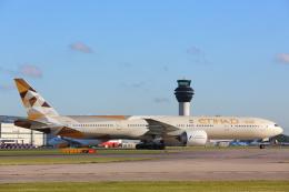 マンチェスター空港 - Manchester Airport [MAN/EGCC]で撮影されたエティハド航空 - Etihad Airways [EY/ETD]の航空機写真
