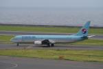 yabyanさんが、中部国際空港で撮影した大韓航空 737-9B5の航空フォト(飛行機 写真・画像)