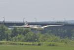 はれ747さんが、たきかわスカイパークで撮影した日本法人所有 Mg19 Steinadlerの航空フォト(写真)