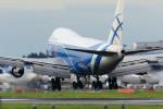 take_2014さんが、成田国際空港で撮影したエアブリッジ・カーゴ・エアラインズ 747-4KZF/SCDの航空フォト(飛行機 写真・画像)