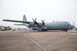 チャッピー・シミズさんが、フェアフォード空軍基地で撮影したイスラエル空軍 C-130 Herculesの航空フォト(写真)
