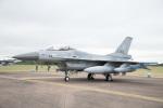 チャッピー・シミズさんが、フェアフォード空軍基地で撮影したオランダ王立空軍 F-16AM Fighting Falconの航空フォト(写真)
