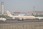 Orange linerさんが、羽田空港で撮影したスカイ・プライム A340-212の航空フォト(写真)