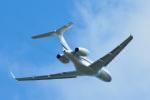 パンダさんが、成田国際空港で撮影したI.M.P.Group Ltd BD-100 Challenger 300/350の航空フォト(写真)