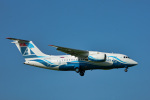 パンダさんが、成田国際空港で撮影したアンガラ・エアラインズ An-148-100Eの航空フォト(飛行機 写真・画像)