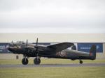 チャッピー・シミズさんが、フェアフォード空軍基地で撮影したイギリス空軍 683 Lancasterの航空フォト(写真)