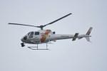 kumagorouさんが、仙台空港で撮影した東邦航空 AS350B2 Ecureuilの航空フォト(写真)