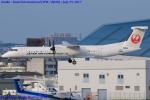 Chofu Spotter Ariaさんが、伊丹空港で撮影した日本エアコミューター DHC-8-402Q Dash 8の航空フォト(飛行機 写真・画像)
