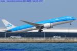 Chofu Spotter Ariaさんが、関西国際空港で撮影したKLMオランダ航空 787-9の航空フォト(飛行機 写真・画像)