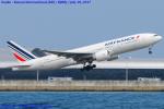 Chofu Spotter Ariaさんが、関西国際空港で撮影したエールフランス航空 777-228/ERの航空フォト(写真)