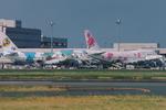 SKYLINEさんが、羽田空港で撮影した日本航空 747-146B/SR/SUDの航空フォト(飛行機 写真・画像)