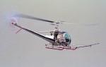 ハミングバードさんが、RJNAで撮影した中日本航空 UH-12Eの航空フォト(写真)