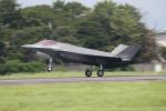totsu19さんが、名古屋飛行場で撮影した航空自衛隊 F-35A Lightning IIの航空フォト(写真)
