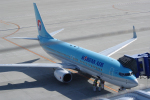 yabyanさんが、中部国際空港で撮影した大韓航空 737-8GQの航空フォト(飛行機 写真・画像)