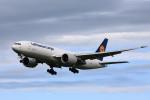 take_2014さんが、成田国際空港で撮影したルフトハンザ・カーゴ 777-FBTの航空フォト(写真)