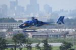 kumagorouさんが、仙台空港で撮影した東北エアサービス EC135P3の航空フォト(飛行機 写真・画像)