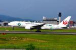 まいけるさんが、伊丹空港で撮影した日本航空 777-246の航空フォト(写真)