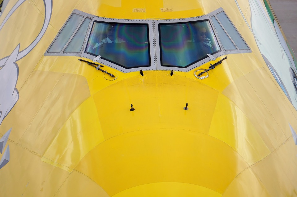Dojalanaさんの全日空 Boeing 747-400 (JA8957) 航空フォト