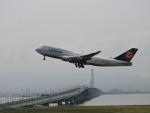 F.KAITOさんが、関西国際空港で撮影したルフトハンザドイツ航空 747-430の航空フォト(写真)