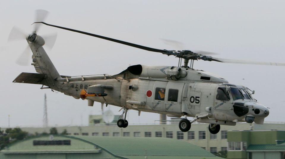 航空見聞録さんの海上自衛隊 Mitsubishi SH-60K (8405) 航空フォト