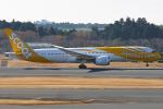 Double_Hさんが、成田国際空港で撮影したスクート 787-9の航空フォト(写真)