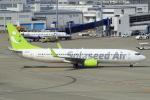セブンさんが、中部国際空港で撮影したソラシド エア 737-86Nの航空フォト(飛行機 写真・画像)