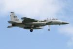 Koenig117さんが、嘉手納飛行場で撮影したアメリカ空軍 F-15D-35-MC Eagleの航空フォト(写真)