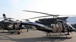 ル・ブールジェ空港 - Le Bourget Airport [LBG/LFPB]で撮影されたベルヘリコプター - Bell Helicopterの航空機写真