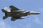 Koenig117さんが、嘉手納飛行場で撮影したアメリカ空軍 F-15C-40-MC Eagleの航空フォト(写真)