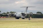 チャッピー・シミズさんが、フェアフォード空軍基地で撮影したエアバス・ディフェンス・アンド・スペース A400Mの航空フォト(写真)
