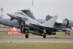 チャッピー・シミズさんが、フェアフォード空軍基地で撮影したイギリス空軍 EF-2000 Typhoon FGR4の航空フォト(写真)