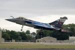 チャッピー・シミズさんが、フェアフォード空軍基地で撮影したフランス空軍 Rafale Cの航空フォト(写真)