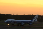 成田国際空港 - Narita International Airport [NRT/RJAA]で撮影されたエアブリッジ・カーゴ・エアラインズ - AirBridgeCargo Airlines [RU/ABW]の航空機写真