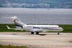 T.Sazenさんが、関西国際空港で撮影したベルジャヤ・エア BD-700-1A11 Global 5000の航空フォト(飛行機 写真・画像)