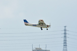 tsubasa0624さんが、嘉手納飛行場で撮影したアメリカ個人所有 172P Skyhawk IIの航空フォト(飛行機 写真・画像)