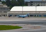 tsubasa0624さんが、那覇空港で撮影した航空自衛隊 U-125A(Hawker 800)の航空フォト(飛行機 写真・画像)
