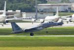 tsubasa0624さんが、嘉手納飛行場で撮影したアメリカ空軍 F-15C-40-MC Eagleの航空フォト(飛行機 写真・画像)
