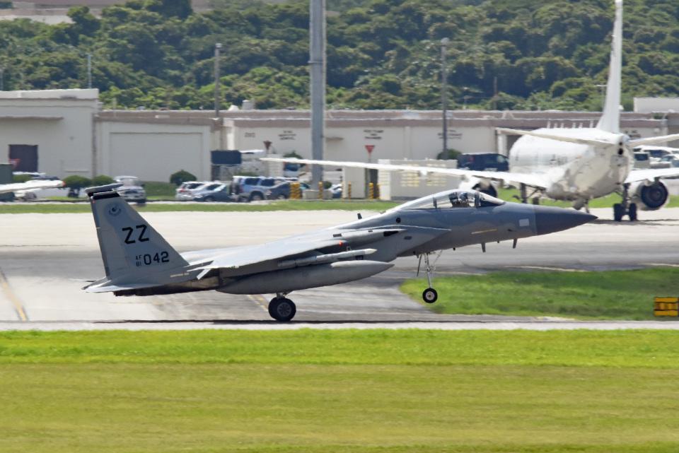 tsubasa0624さんのアメリカ空軍 McDonnell Douglas F-15 A/B/C/D/E (81-0042) 航空フォト