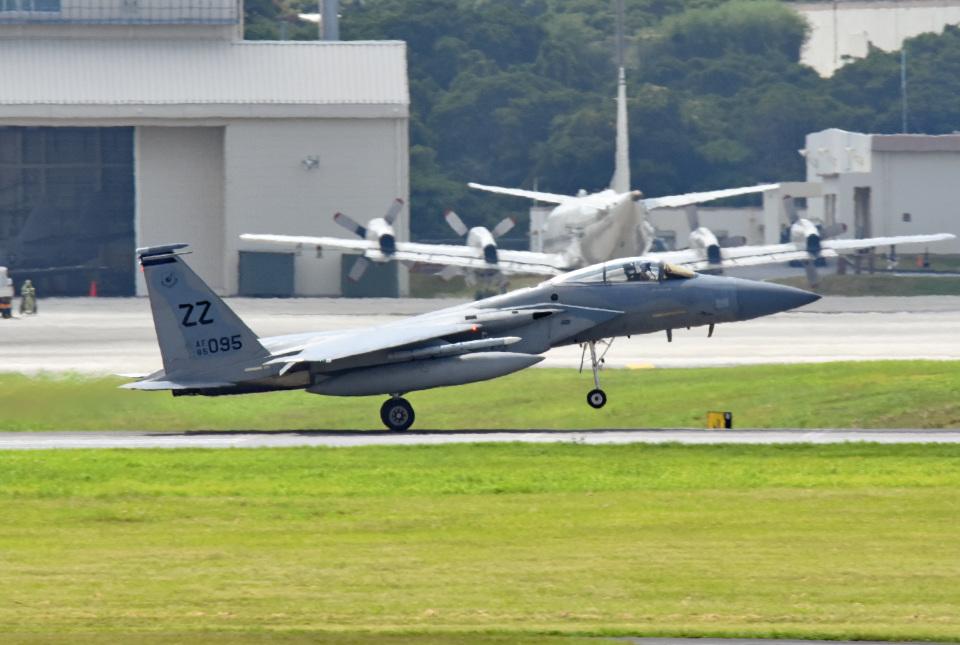 tsubasa0624さんのアメリカ空軍 McDonnell Douglas F-15 A/B/C/D/E (85-0095) 航空フォト