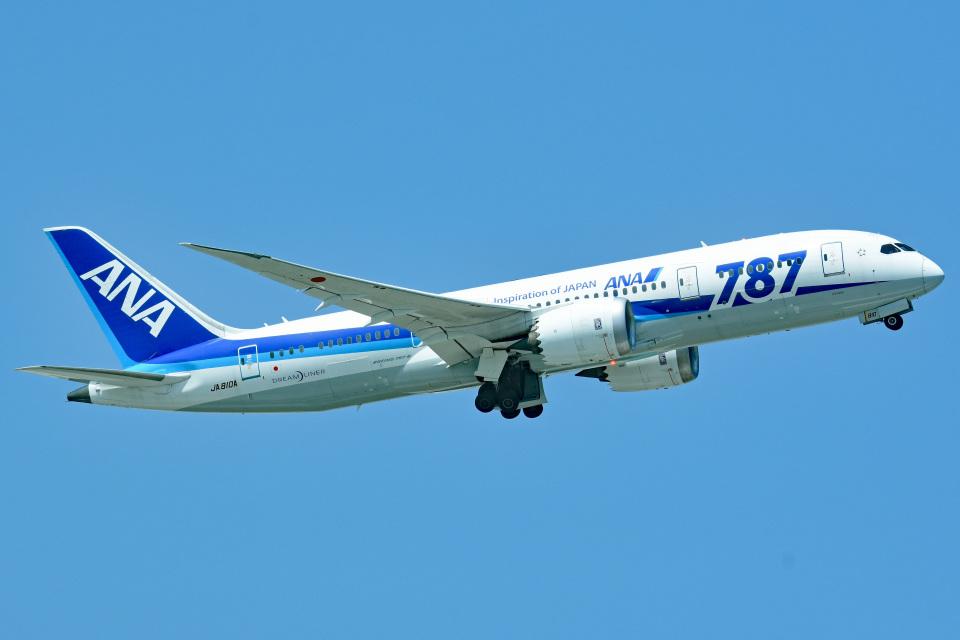 tsubasa0624さんの全日空 Boeing 787-8 Dreamliner (JA810A) 航空フォト