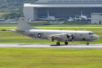 tsubasa0624さんが、嘉手納飛行場で撮影したアメリカ海軍 P-3C Orionの航空フォト(飛行機 写真・画像)