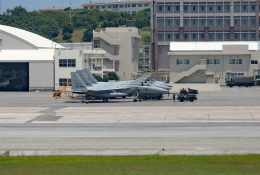 tsubasa0624さんが、那覇空港で撮影した航空自衛隊 F-15J Eagleの航空フォト(写真)