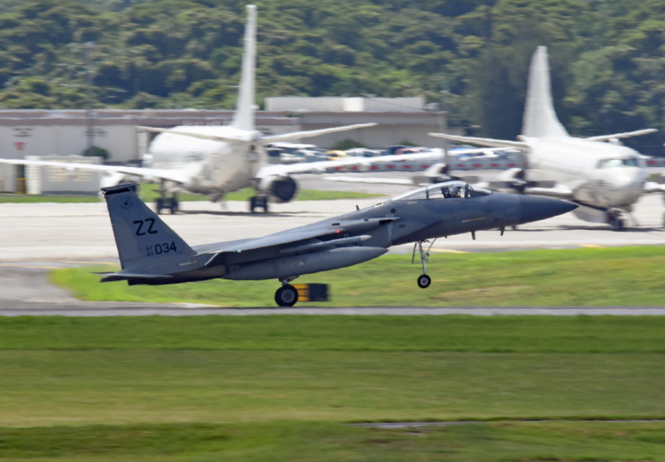 tsubasa0624さんのアメリカ空軍 McDonnell Douglas F-15 A/B/C/D/E (83-0034) 航空フォト