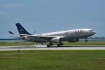 tsubasa0624さんが、那覇空港で撮影した中国東方航空 A330-243の航空フォト(飛行機 写真・画像)